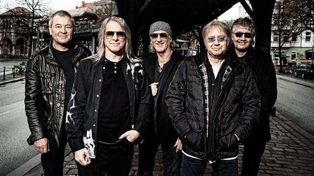 Deep Purple возвращаются с туром и новым альбомом