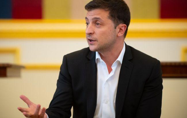Зеленский анонсировал программу строительства жилья для переселенцев и ветеранов ООС