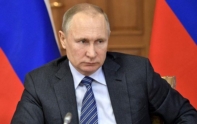 Путин назвал условия для нормандского саммита в апреле