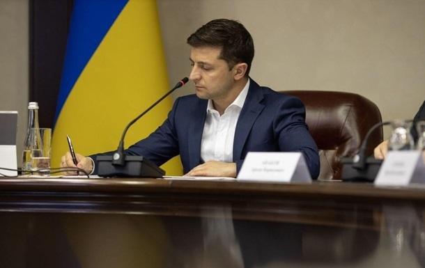 Зеленский уволил глав Львовской и Закарпатской ОГА