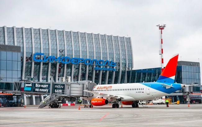 Украина взыскала первый штраф за нарушение воздушного пространства в Крыму