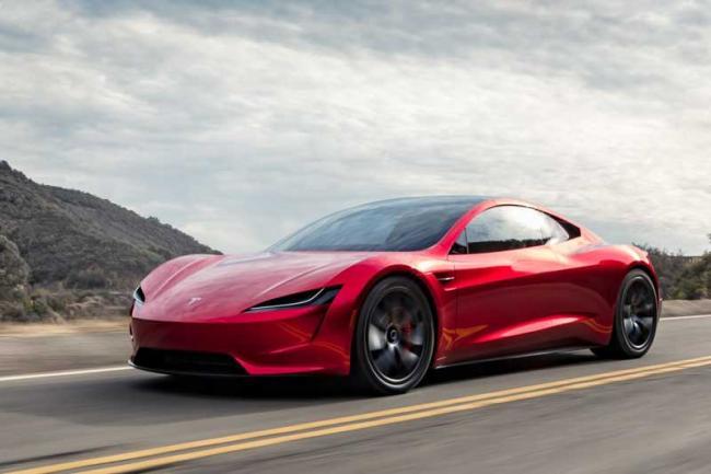 Tesla заменит дворники на лазеры