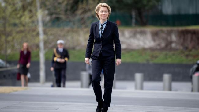 Новая глава Еврокомиссии заверила Зеленского в поддержке и пообещала сохранить санкции против РФ