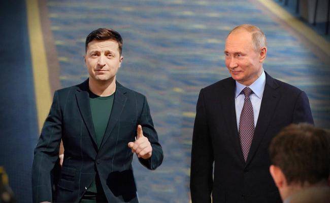 "Зеленский и Путин встретятся после саммита ""четверки"""