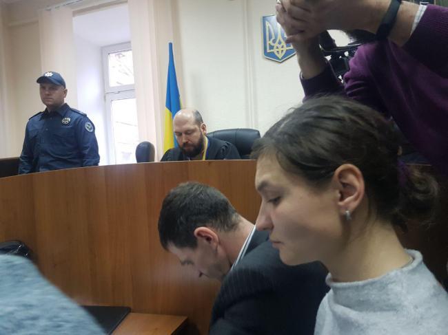 Убийство Павла Шеремета: Яну Дугарь суд отправил под круглосуточный домашний арест
