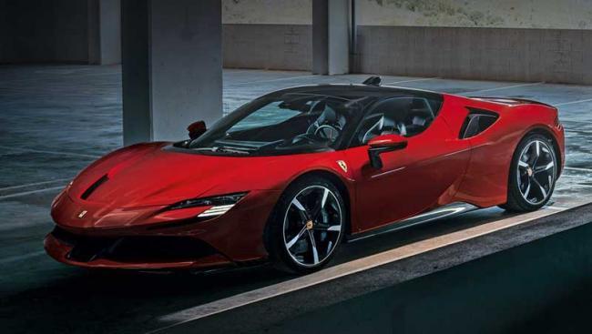 Ferrari не собирается в ближайшем будущем строить электромобили