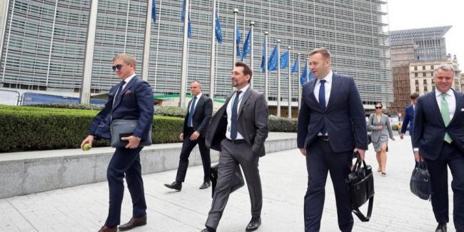 В Еврокомиссии назвали новую дату трехсторонних газовых переговоров