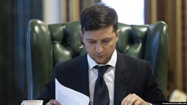 Зеленский ввел Разумкова, Оржеля и Криклия в состав Национального инвестсовета