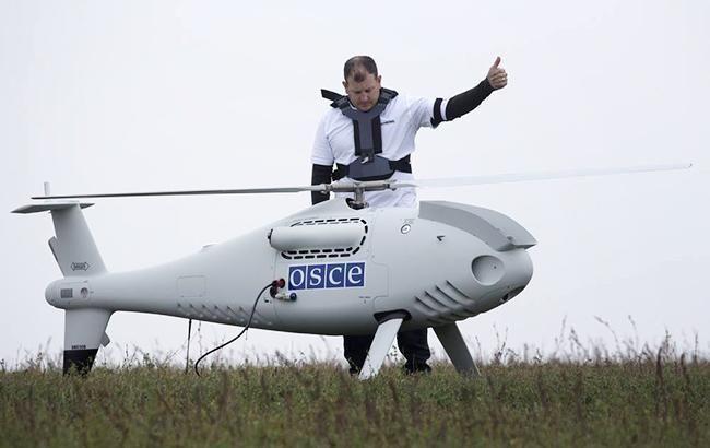 Боевики на Донбассе блокируют работу ОБСЕ, - штаб ООС