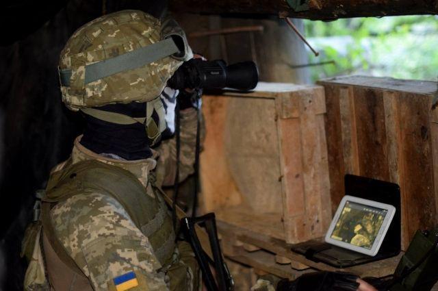 В штабе ООС рассказали о потерях боевиков в 2019 году