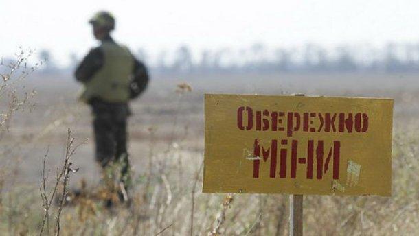 Возле Золотого-5 подорвался автомобиль с украинскими военными, есть погибший