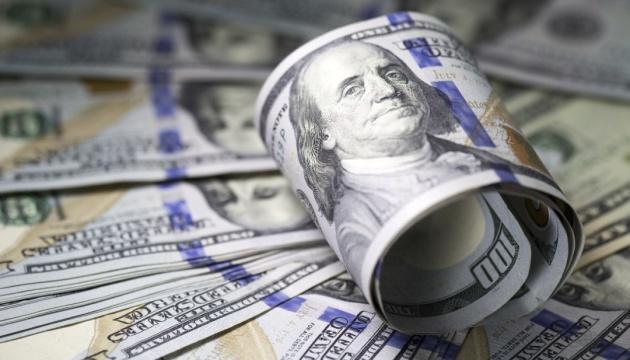 Международные резервы Украины достигли семилетнего максимума