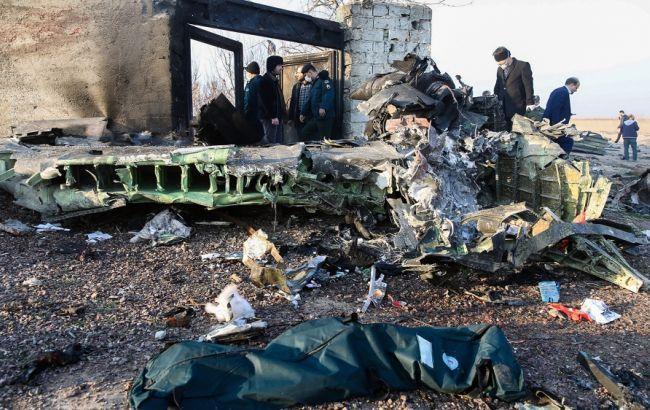 МВД разъяснило участие Украины в расследовании авиакатастрофы в Иране