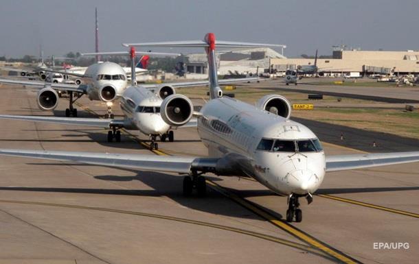 Пассажиропоток аэропортов Украины вырос на 18,5%