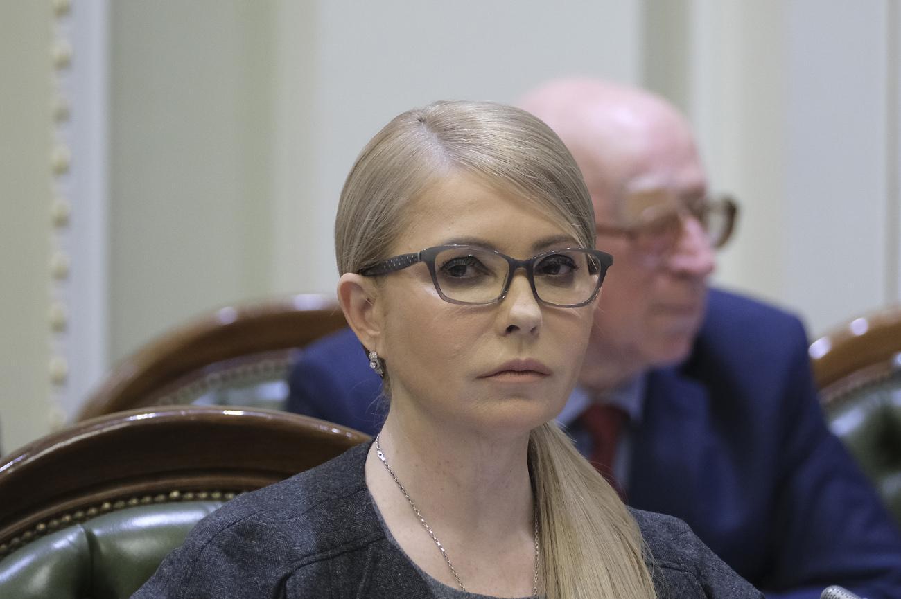 Тимошенко поддержала идею провести всеукраинское вече по рынку земли