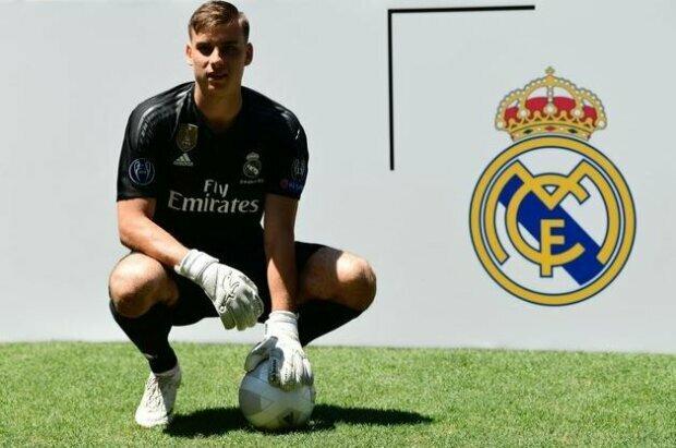 Украинский голкипер Реала сменил клуб в Испании