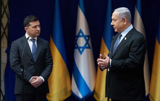 Зеленский обсудил с Нетаньяху отказы украинцам во въезде в Израиль