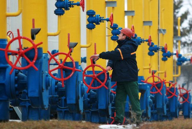 Украина прокачала первые кубометры газа в ЕС по новому контракту с РФ