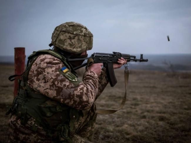 """В новом году на Донбассе """"тихо"""" и без потерь, – штаб ООС"""
