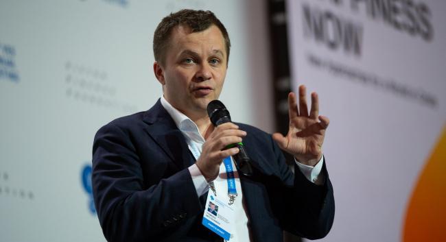 Милованов рассказал, почему чрезмерное укрепление гривны — не проблема