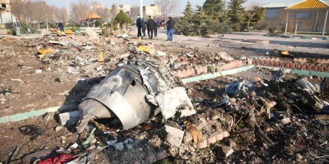 Катастрофа лайнера МАУ: Иран не будет передавать черные ящики специалистам Boeing