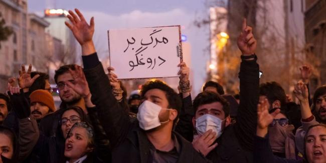 Трамп поддержал протесты в Иране из-за сбитого Боинга, но митинги разогнали