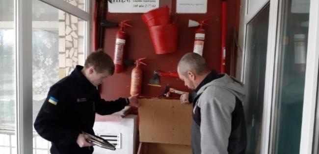 В Украине проверяют пожарную безопасность в школах и детсадах