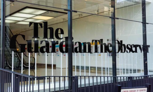 Британский холдинг Guardian Media Group отказался от рекламы нефтяных компаний из-за угрозы экологии