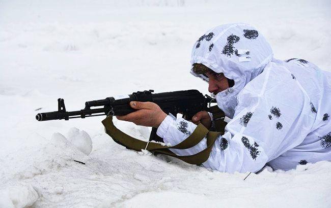 На Донбассе трое военных получили ранения и травмы