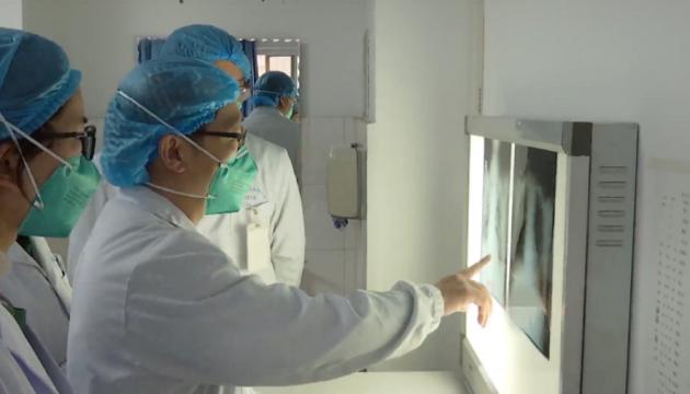 Украина получила тест-системы для выявления нового коронавируса