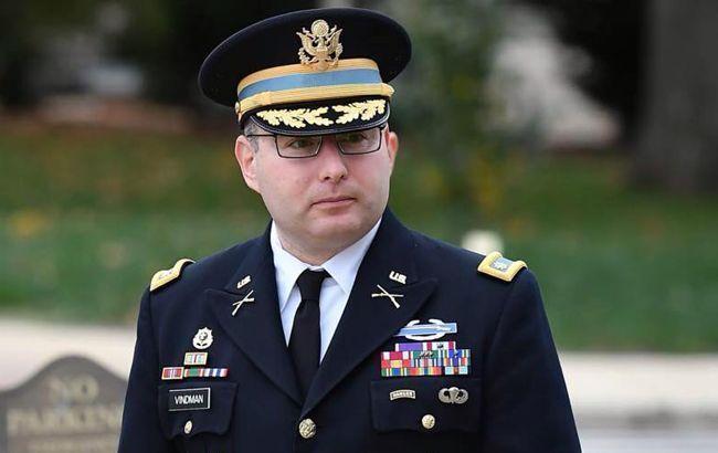 Трамп назвал причины отстранения эксперта по Украине из Белого дома