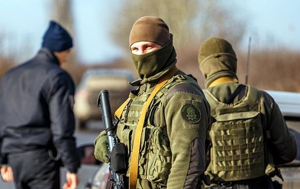 Нацгвардия будет круглосуточно охранять Мукачево