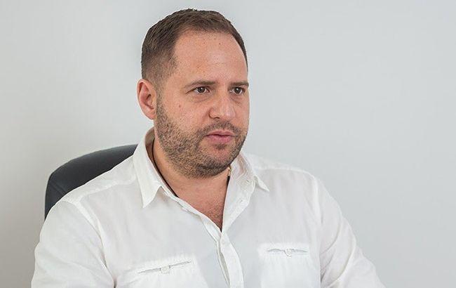 Зеленский сменил главу ОП: что известно об Андрее Ермаке