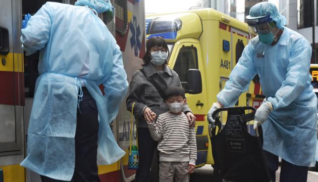 В Китае фиксируют уменьшение случаев заражения коронавирусом