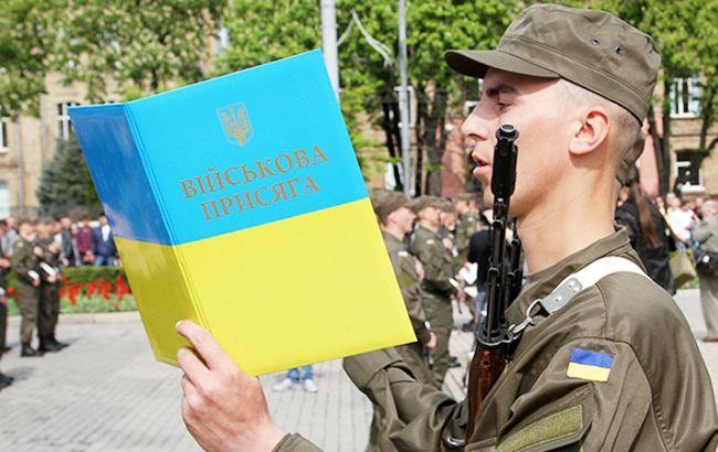 """Воинское приветствие """"Слава Украине"""" закрепят отдельным приказом"""