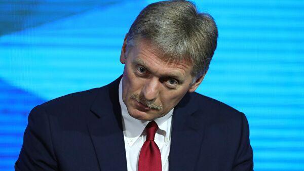В Кремле отреагировали на заявление Зеленского о совместном патрулировании с ОБСЕ и ОРДЛО