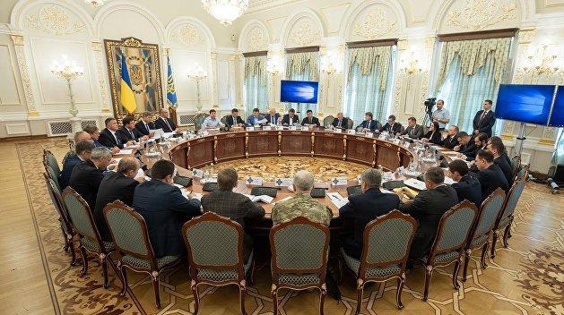 В СНБО сообщили детали утвержденного оборонного заказа на 2020-2022 годы