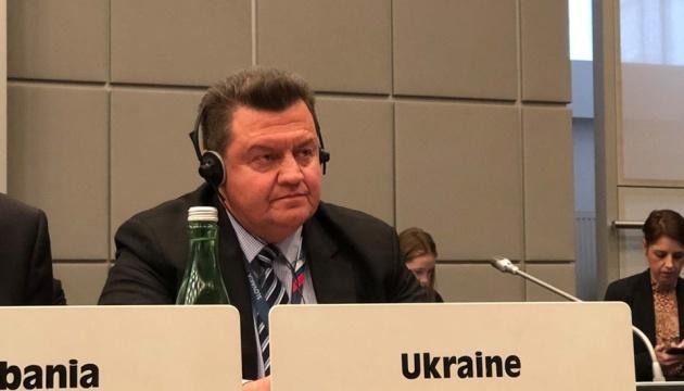 """Украина в ОБСЕ: нарушение """"Будапешта"""" подрывает ядерное разоружение в мире"""