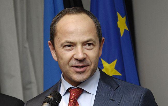 Зеленский встречался с Тигипко по поводу работы в правительстве