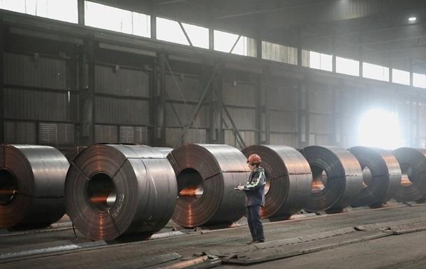 Украина введет пошлины на стальную продукцию РФ
