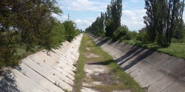 Украина не будет восстанавливать водоснабжение аннексированного Крыма