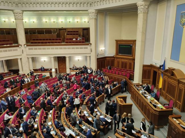 Комитет избирателей назвал самые дисциплинированные фракции Рады