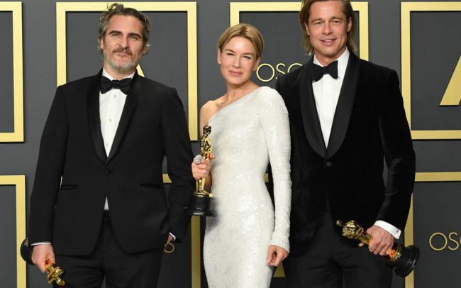 «Оскар-2020» побил антирекорд по количеству ТВ-просмотров