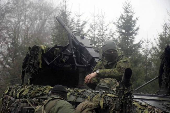 Сводка ООС: боевики семь раз нарушили режим тишины, ранен один военнослужащий