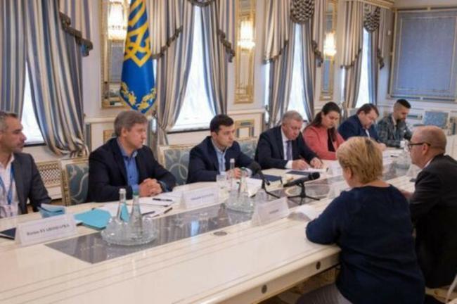 В Украину прибыла делегация МВФ