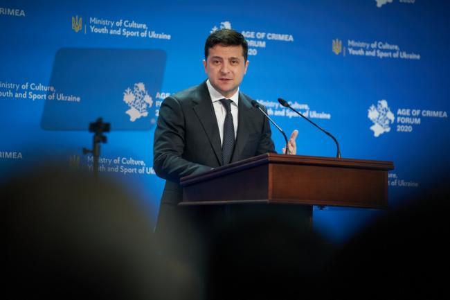 Участки под жилье для переселенцев из Крыма определят в ближайшее время, – Зеленский