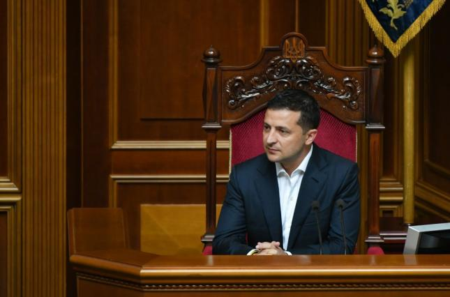 Зеленский намекнул на отсрочку второго этапа медреформы