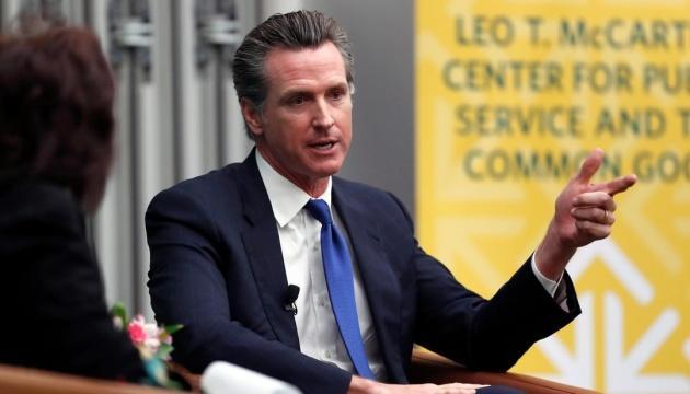 Калифорния ввела чрезвычайное положение из-коронавируса