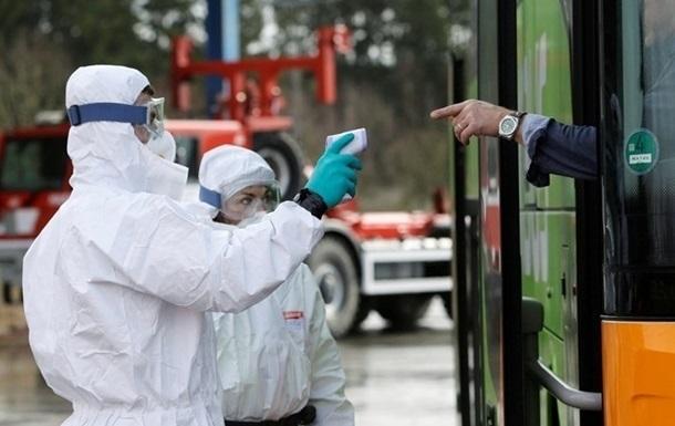 Коронавирус зафиксирован в Мариуполе