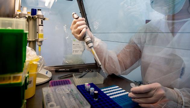 Минздрав обнародовал данные по распространению коронавируса в Украине